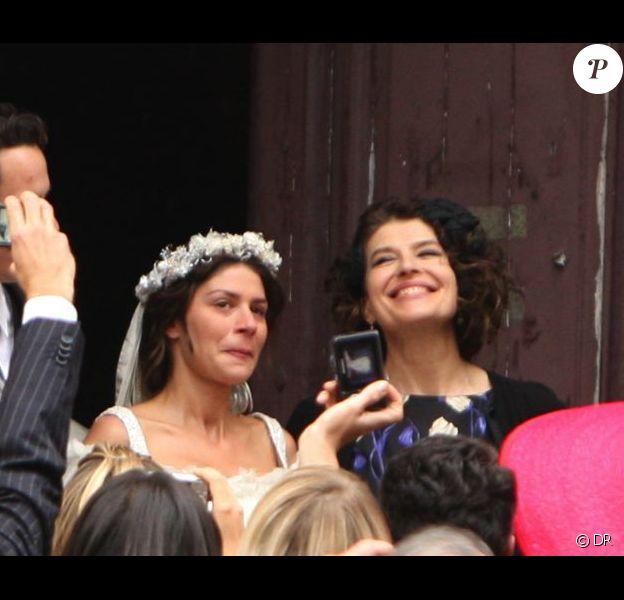 Fanny Ardant marie sa fille Lumir