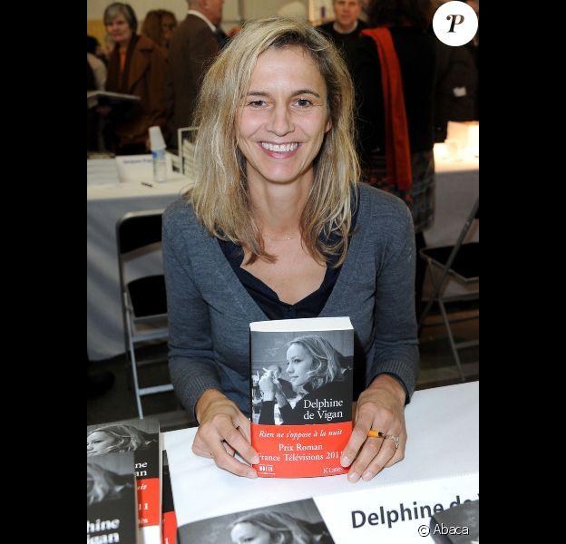 Delphine de Vigan le 26 novembre 2011