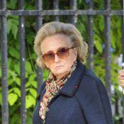 Bernadette Chirac victime d'un accident sur l'autoroute A20