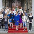 La princesse Margriet des Pays-Bas le 30 juin 2012 lors de la journée des anciens combattants.