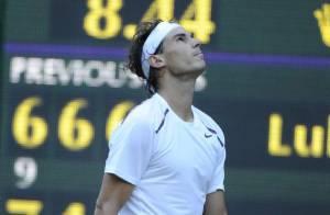 Rafael Nadal : Grosse frayeur et repos forcé à quelques jours des JO de Londres