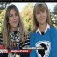 Marcelle et Nicole dans Pékin Express, la grande finale, mercredi 11 juillet 2012 sur M6