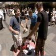 Ludovic et Samuel dans Pékin Express, la grande finale, mercredi 11 juillet 2012 sur M6