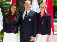 Princesse Charlene : Un look d'athlète olympique avec la délégation de Monaco