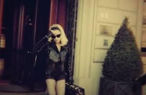 Madonna, le clip Turn up the radio : La chasse aux beaux garçons à Florence