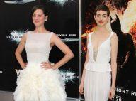 Marion Cotillard et Anne Hathaway : Deux déesses réunies pour Batman