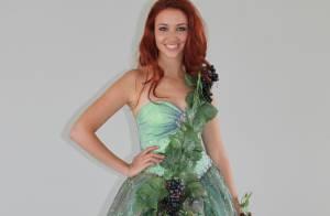 Miss France 2012 : Les sublimes robes de Delphine Wespiser pour Miss Monde