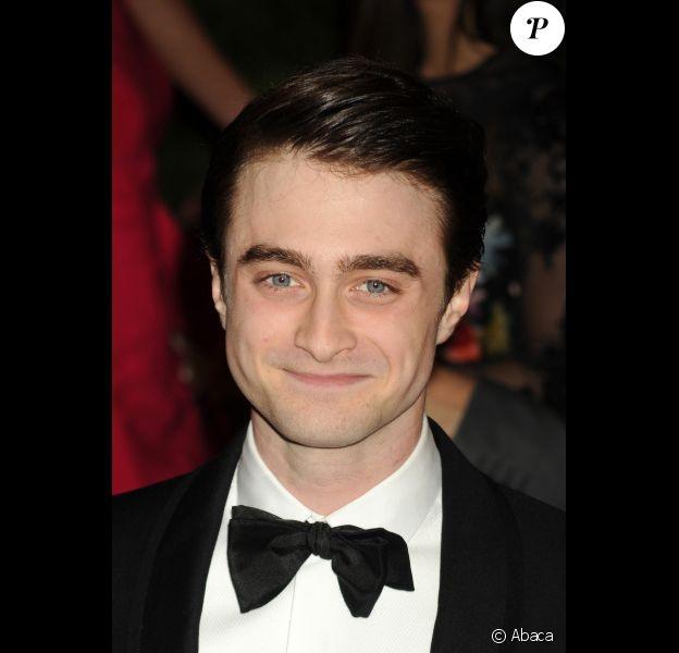 Daniel Radcliffe le 7 mai 2012 à New York