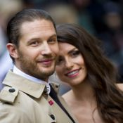 The Dark Knight Rises : Tom Hardy, alias l'horrible Bane, amoureux face à Batman