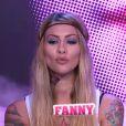 Fanny dans la quotidienne de Secret Story 6 sur TF1 le jeudi 19 juillet 2012
