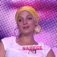 Nadège dans la quotidienne de Secret Story 6 le jeudi 19 juillet 2012 sur TF1
