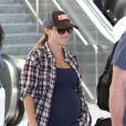 Reese Witherspoon à l'aéroport de Los Angeles, le 19 juillet 2012.