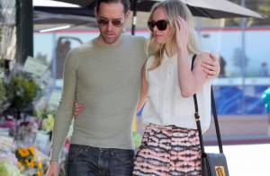 Kate Bosworth : Look romantique pour une sortie en amoureux