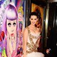 La chanteuse Katy Perry à Londres, le 3 juillet 2012.