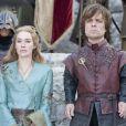 Lena Headey et Peter Dingklage dans  Game of Thrones.