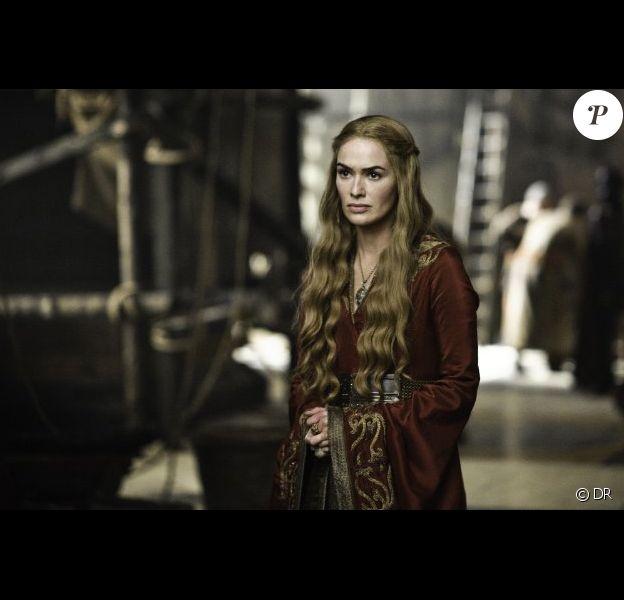Lena Headey dans Game of Thrones.