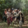 Isabelle Huppert dans l'enfer de  Captive  réalisé par Brillante Mendoza. En salles le 19 septembre.
