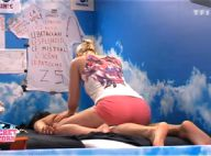 Secret Story 6 : Massage sensuel pour Thomas et Nadège qui arrive à ses fins