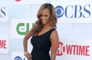 Tyra Banks amincie, Pauley Perrette sexy, les stars de la télé font leur show
