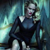 Amber Valletta égérie fatale et sexy pour Emilio Pucci