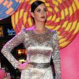 Katy Perry à l'avant-première de son film Part of Me, à Rio de Janeiro au Brésil, le 30 juillet 2012