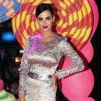 Katy Perry, très belle, à l'avant-première de son film Part of Me, à Rio de Janeiro au Brésil, le 30 juillet 2012