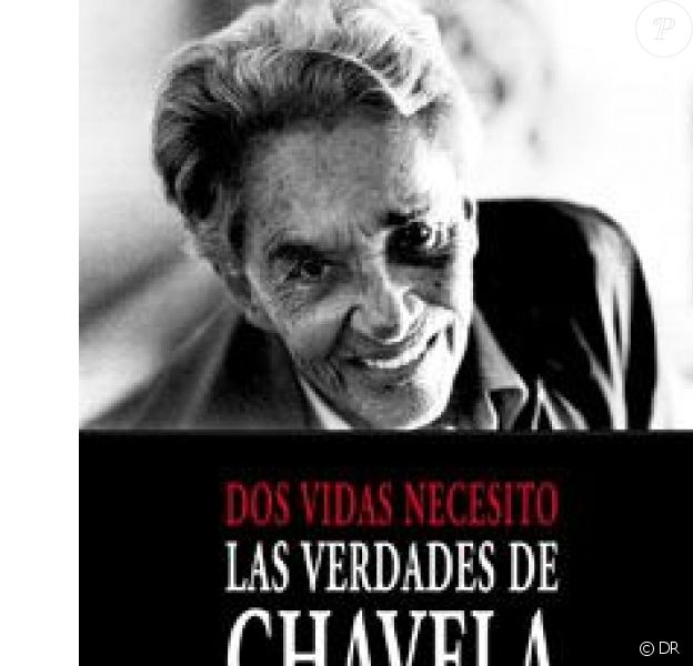 """Chavela Vargas, la """"Piaf mexicaine"""" selon son grand ami Pedro Almodovar, est morte le 5 août 2012 à l'âge de 93 ans. En photo : la couverture de ses mémoires (C'est deux vies qu'il me faut. Les vérités de Chavela.)"""