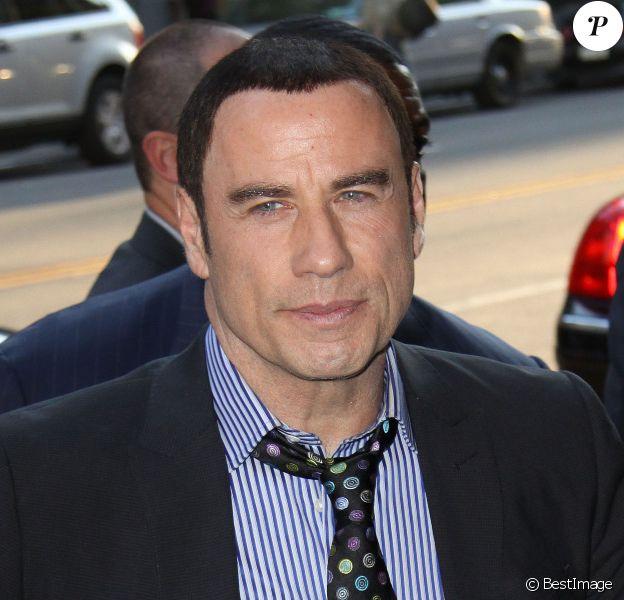 John Travolta, à Los Angeles, en juin 2012.