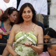 Carmen Martinez-Bordiu le 11 août 2012 à Cadix pour le bicentenaire de la constitution.