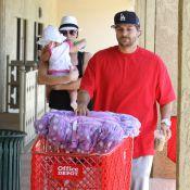 Kevin Federline : Son adorable petite Jordan, 1 an, a bien grandi !