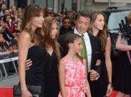 Sylvester Stallone, entouré de sa femme et de ses filles : Solide comme un roc