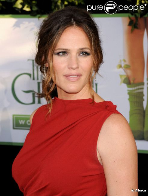 Jennifer Garner à Los Angeles le 6 août 2012