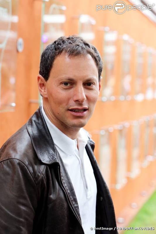 Marc-Olivier Fogiel en juin 2012 à Paris