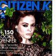 Rose McGowan en couverture de Citizen K