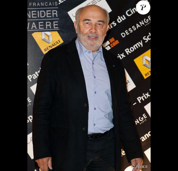 Gérard Jugnot le 11 juin 2012