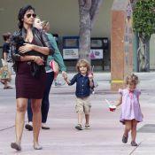 Camila Alves, enceinte : Ses enfants ont un nouveau compagnon de jeu