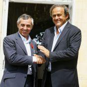 Alain Giresse, épinglé par Michel Platini au bout de cinq années de suspense