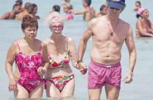 Cayetana : La duchesse d'Albe, 86 ans, en bikini à Ibiza avec son jeune Alfonso