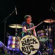 The Black Keys en concert au festival Rock en Seine, le 25 août 2012.