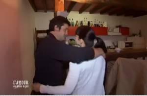 L'amour est dans le pré 7 - Pierre et Frédérique, amoureux, habitent ensemble
