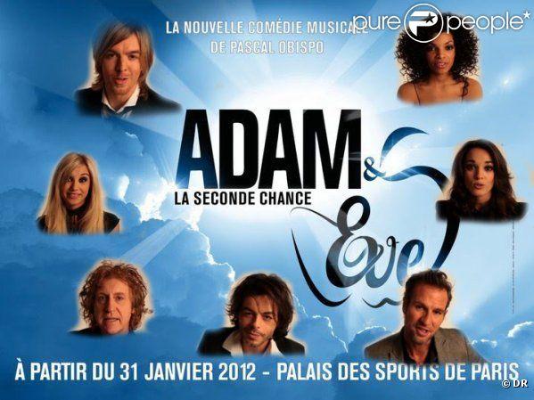 Adam et Eve la Seconde Chance la Troupe d 39 Adam et Eve