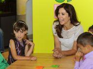 Princesse Mary : Idole des jeunes dans toutes les maternelles !