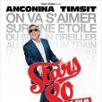 Affiche du film Stars 80 avec Gilbert Montagné