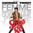 Affiche du film Stars 80 avec Jean-Luc Lahaye