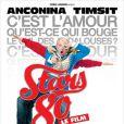 Affiche du film Stars 80 avec Leopold Nord & vous