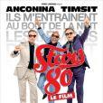 Affiche du film Stars 80 avec Emile & Images