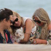 Kate Moss : En famille à Saint-Tropez quand son ami John Galliano contre-attaque