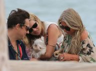Kate Moss : En famille à Saint-Tropez quand son ami John Galliano contre-attaque