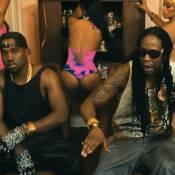 Kanye West : il rappe son amour des femmes voluptueuses et retrouve sa chérie