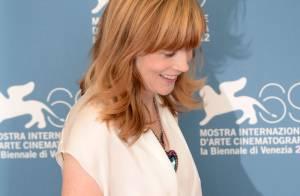 Mostra de Venise 2012 : Isabelle Carré enceinte de son troisième enfant !